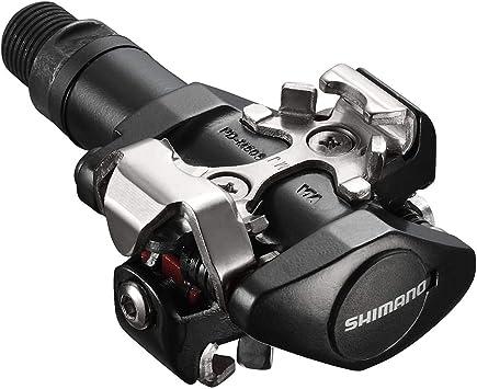Shimano PDM505L - Pedales M-505 Spd, color negro: Amazon.es ...