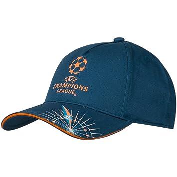 Adidas UCL Champions League Men's Cap D82896, blue, OSFM Men