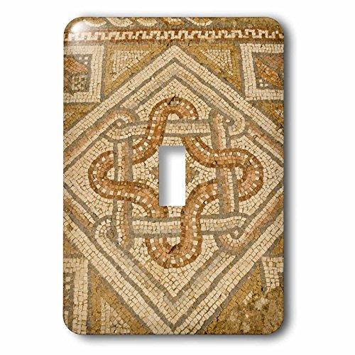 3Drose Lsp 71110 1 Jordan  Jerash  Mosaic  St  John The Baptist Church Af16 Dbr0094 Dave Bartruff Single Toggle Switch