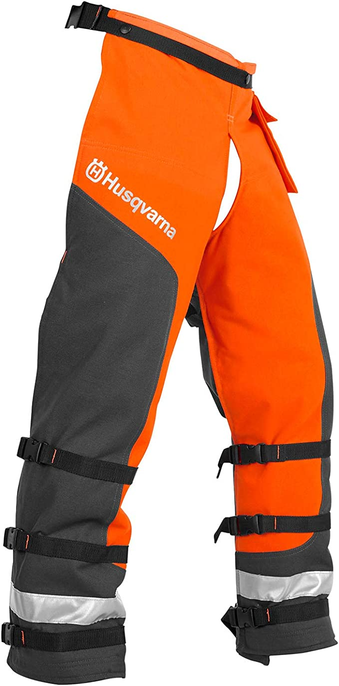 Husqvarna 587160704 Technical Apron Wrap Chap - Best Protective Layers