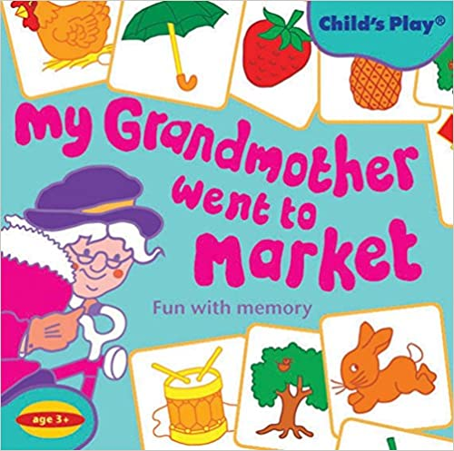 Download My Grandmother Went to Market (Games) PDF