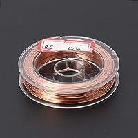 Rtengtunn 1 Rollo 10 Metros de diámetro 0.2/0.3/0.4/0.5/0.6/0.8mm