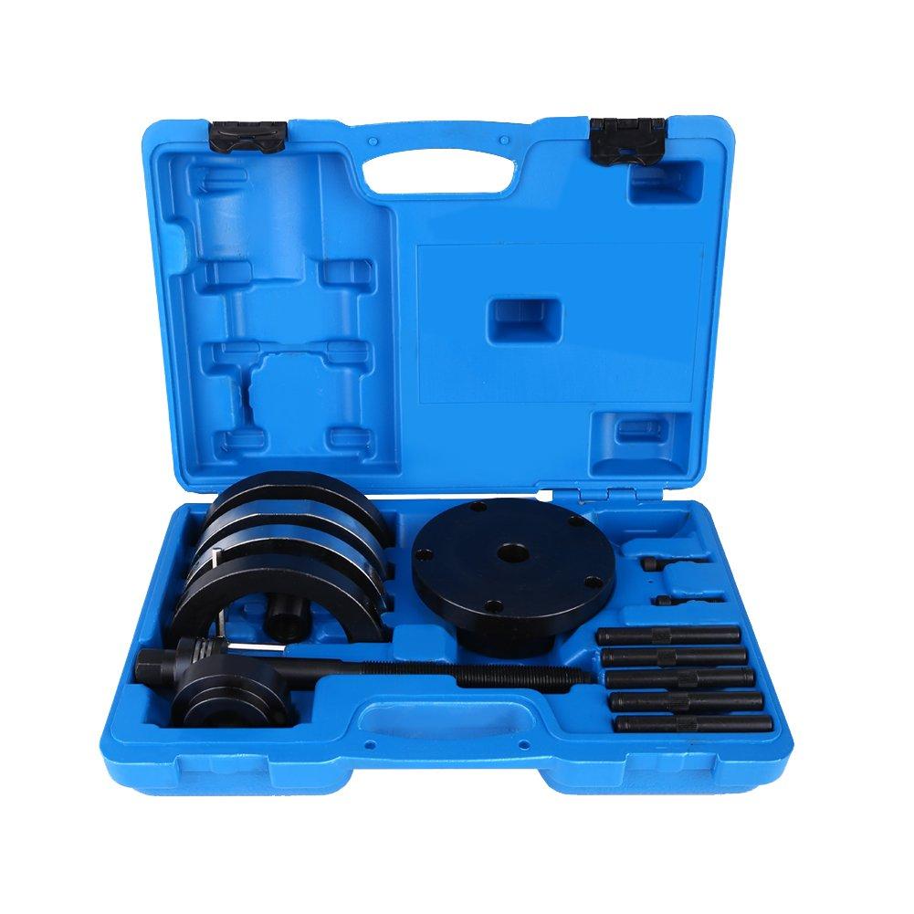 Yosoo 72mm Set de Herramientas de Extracción / Instalación de Cojinete de Rueda Delantera: Amazon.es: Coche y moto