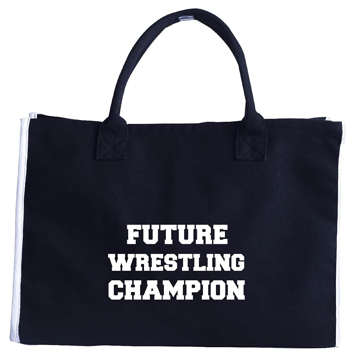Future Wrestling Champion - Tote Bag