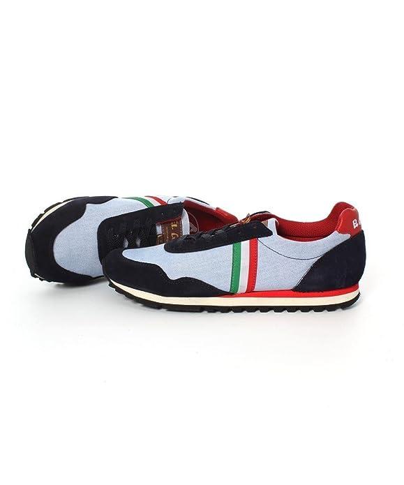 Zapatillas El Ganso Running Oxford Azul 45 Azul: Amazon.es: Zapatos y complementos
