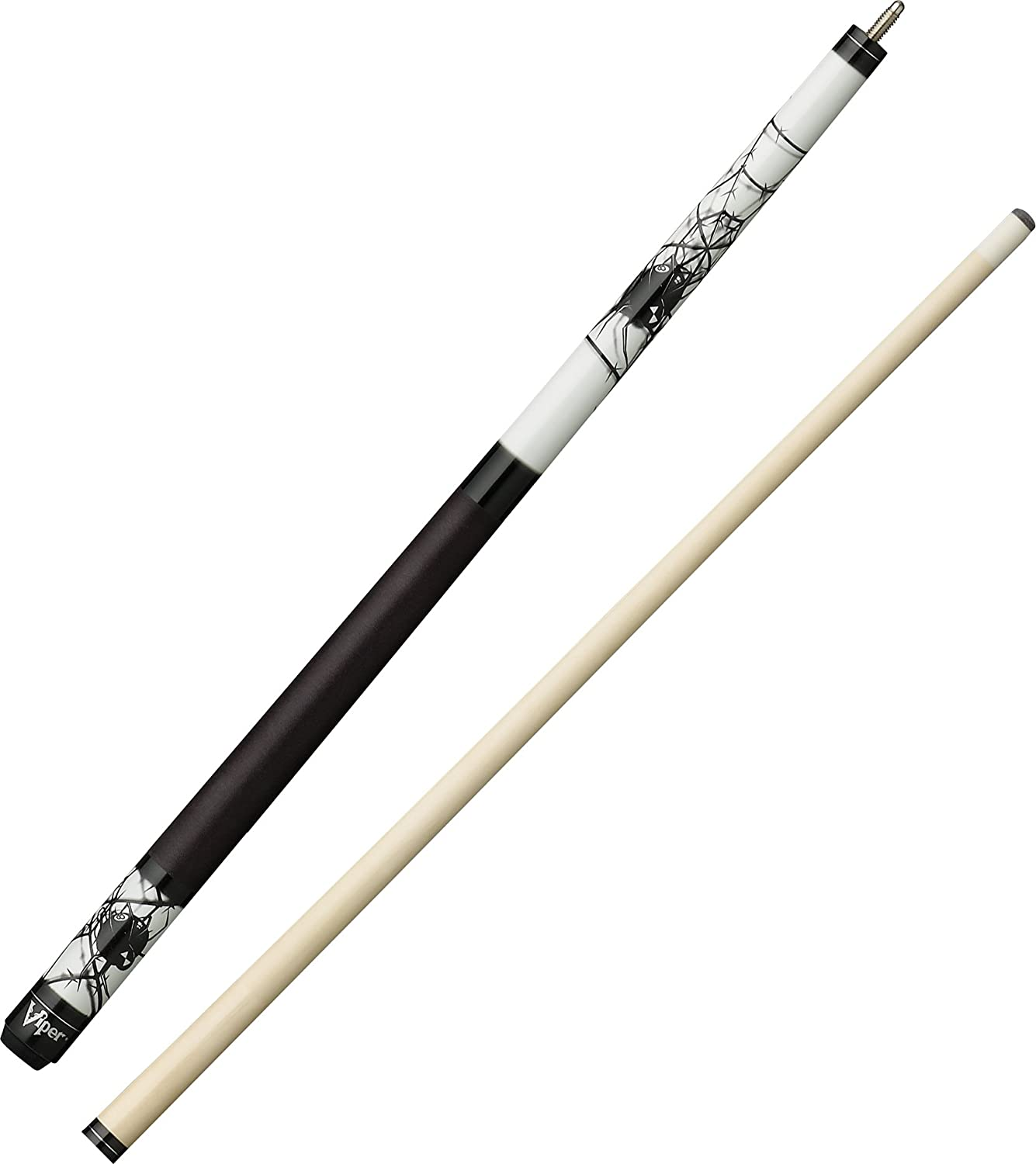 "Viper Junior 48"" 2-Piece Billiard/Pool Cue"