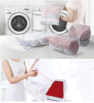 Bolsa de lavandería de Malla, Paquete de 10 Bolsas de Lavado ...