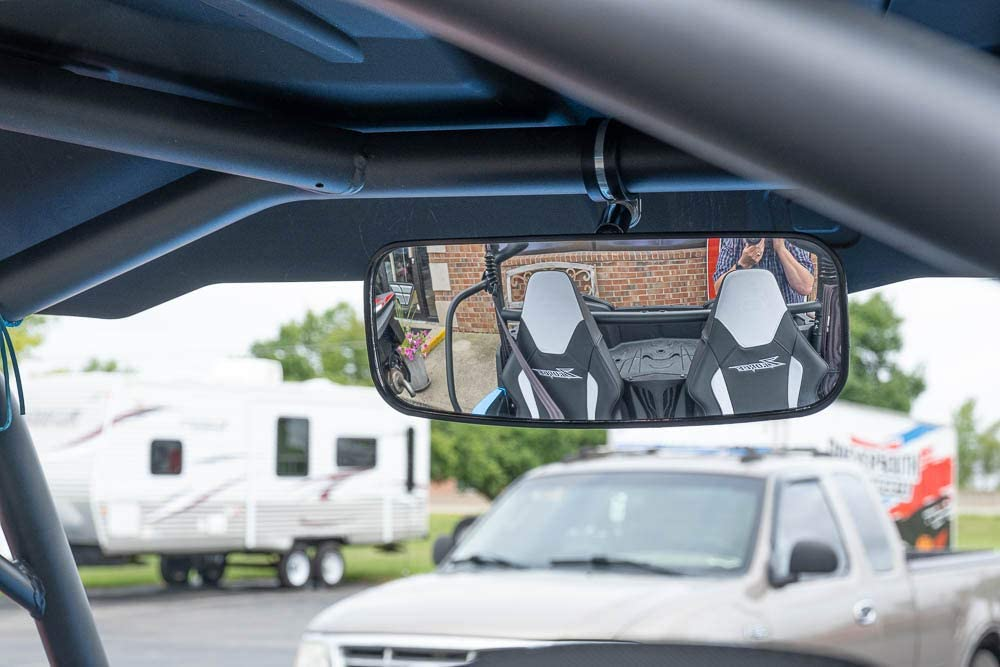 Panoramic Rear View Mirror for CF Moto UForce /& ZForce Series