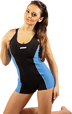 8d47feec604f8 Maillot de bain pour femme tissu haute resistance une seule piece coupe  shorty maillots de bain