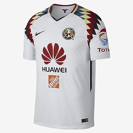 Nike 2017 2018 Club America Away Football Soccer T Shirt Maillot