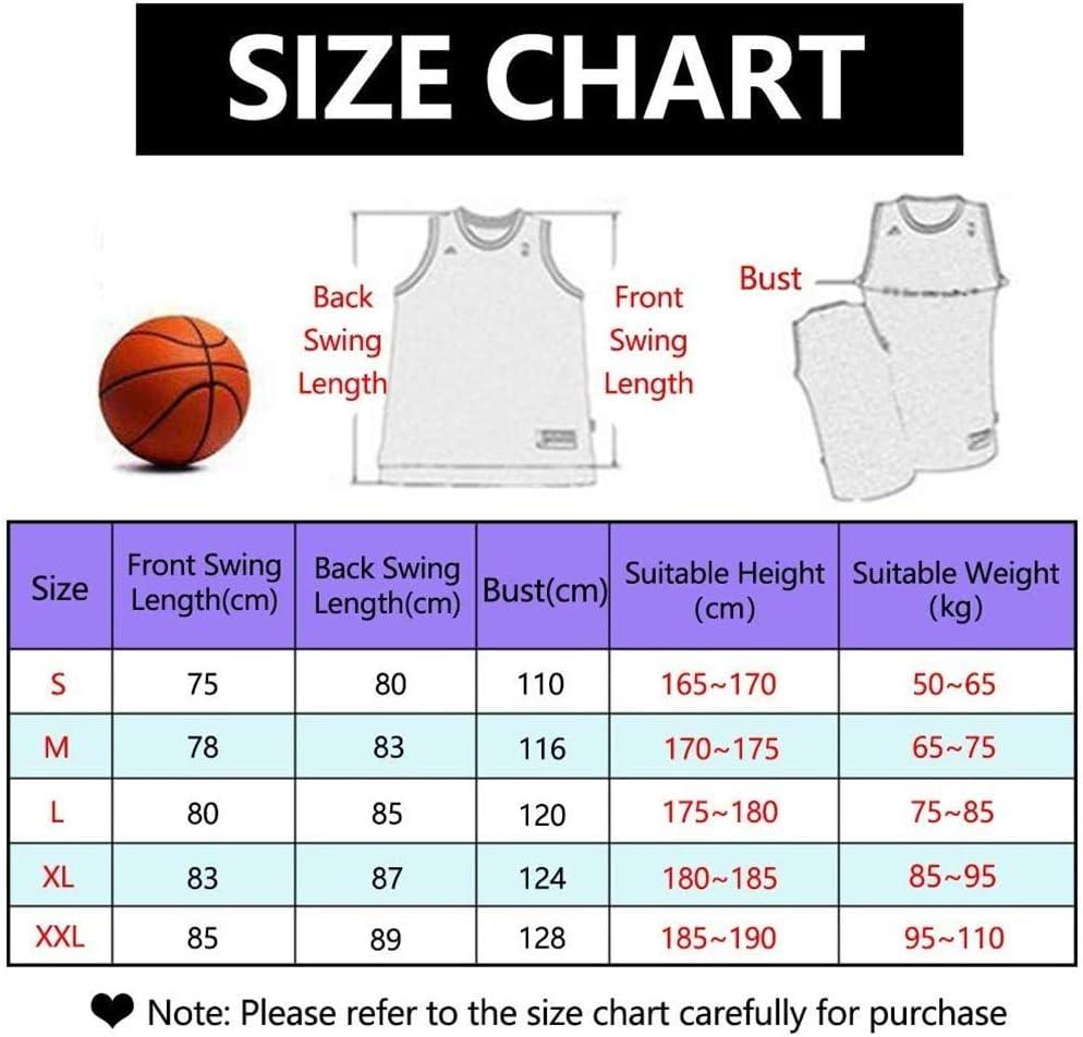 WSUN Maillot De Basket-Ball pour Homme # 15 Maillot Vince Carter Swingman NBA Raptors R/étro Confortable//L/éger//Respirant Uniforme De Fan Unisexe All-Star