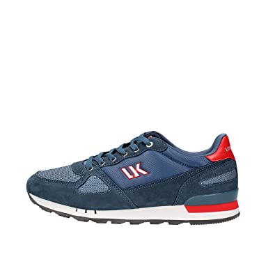 Lumberjack Dylan CC010 Sneakers Scarpe Uomo Sportiva Blu
