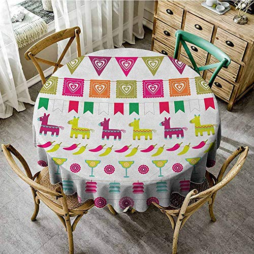 Rank-T Round Tablecloth Clip 50