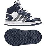 Adidas Hoops Mid 2.0 I, Zapatillas de Deporte Unisex niño ...