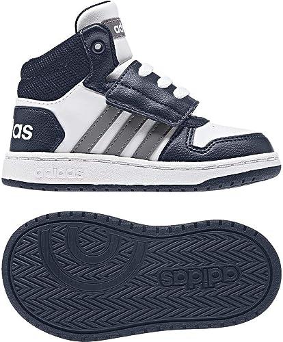 adidas Hoops Mid 2.0 Sneakers Basses Mixte b/éb/é