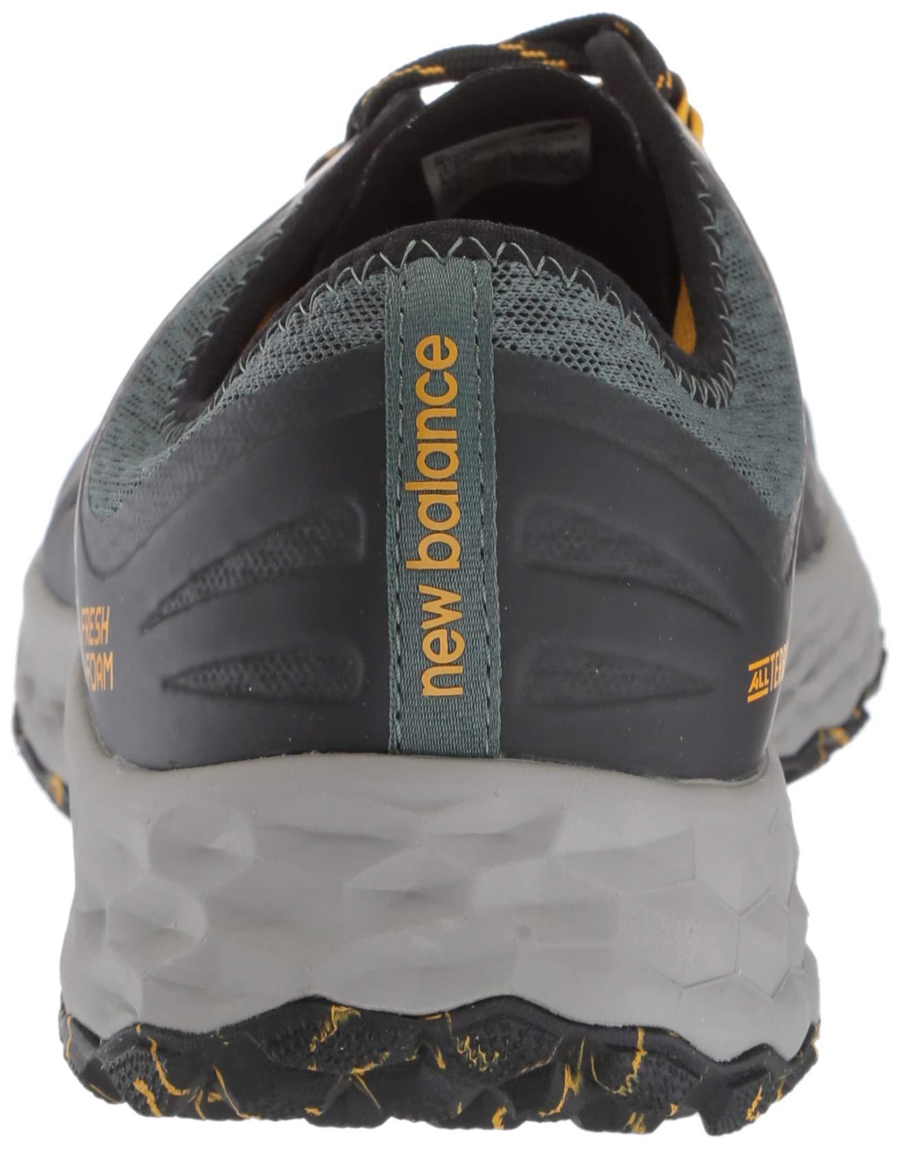 New Balance Men's Kaymin V1 Fresh Foam Trail Running Shoe, Faded Rosin/Black/Brass, 1.5 D US by New Balance (Image #2)