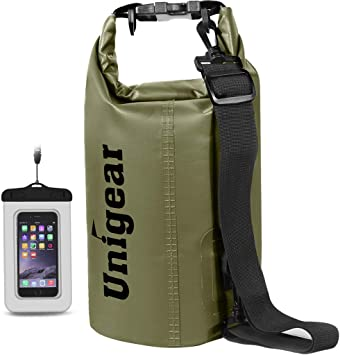 Unigear 600D Dry Bag 2L/5L/10L/20L/30L/40L Waterproof Dry Sack ...