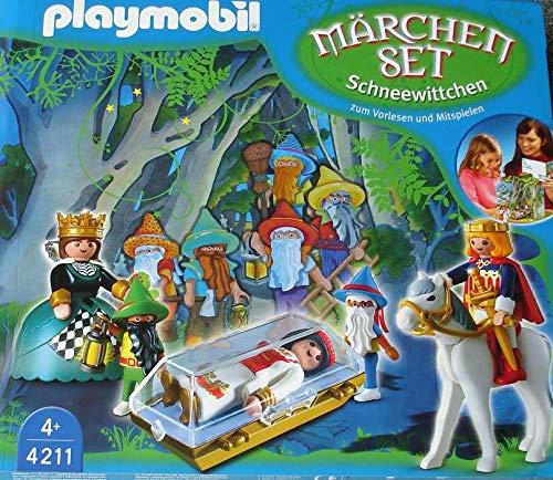 - Playmobil Snow White Fairy Tale Playset