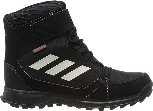 adidas Terrex Snow CF CP CW K, Chaussures de Randonnée Hautes Mixte Enfant