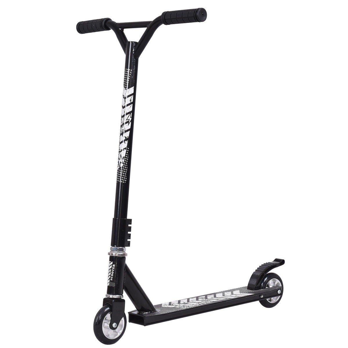 Lightweight Aluminum 2 Wheels Teenagers Freestyle Kick Scooter