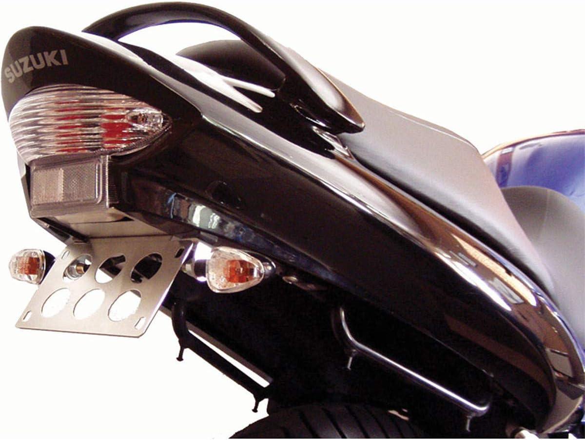 Standard for 03-06 Suzuki GSX600F Turn Signals Competition Werkes Fender Eliminator Kit