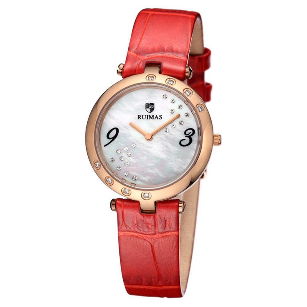 WP- Uhr Armbanduhr Mode Uhren Chronograph Quarz Damenuhr
