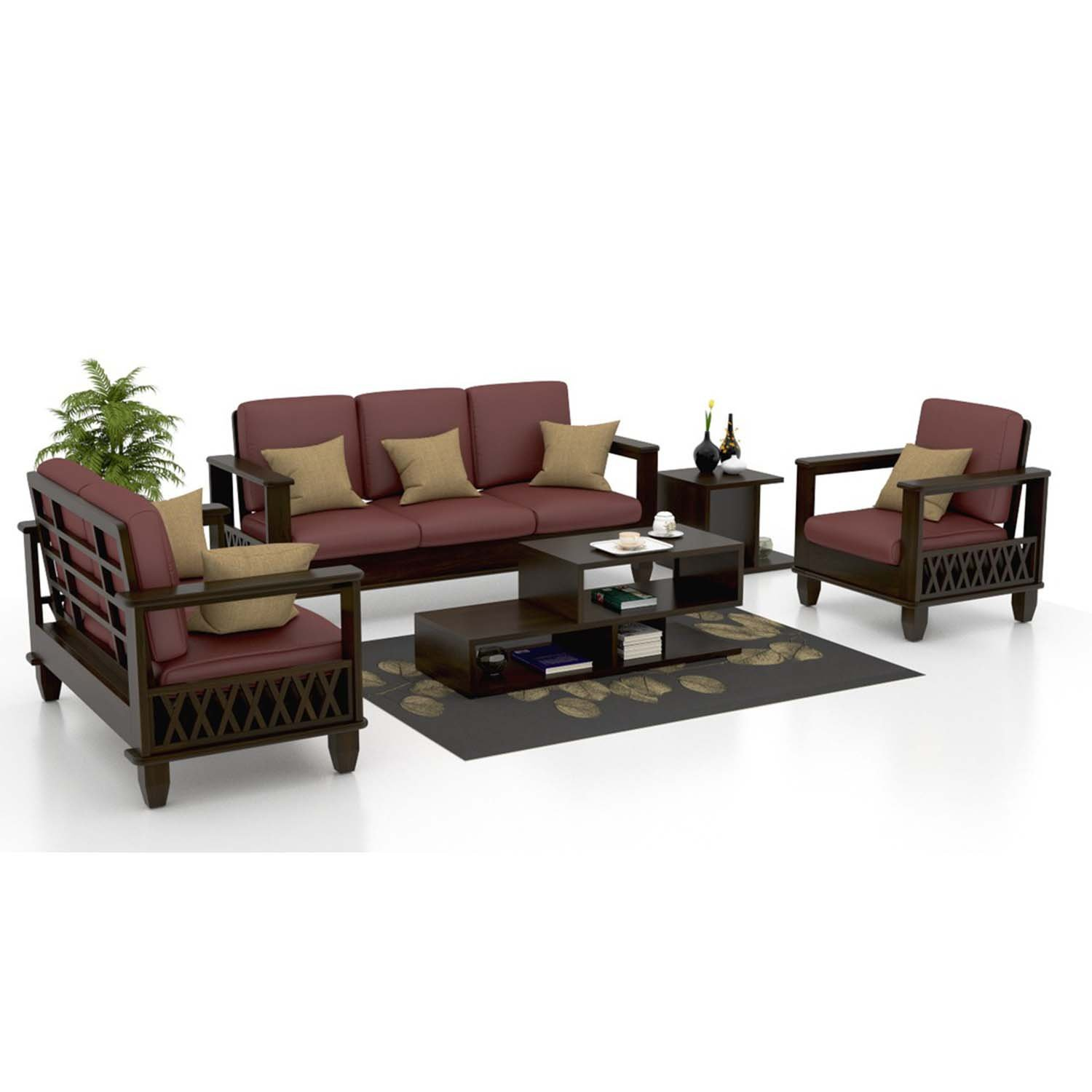 Image Of Sofa Set