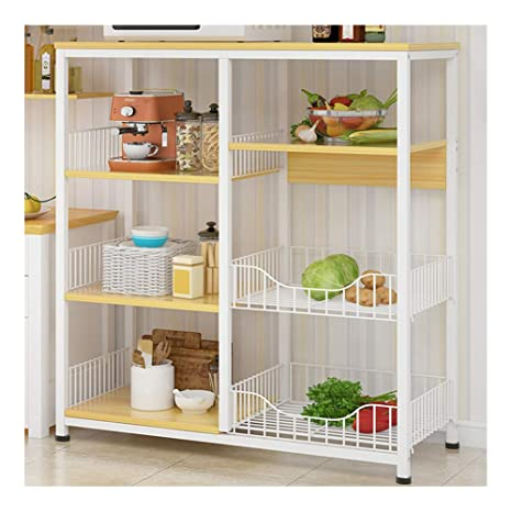 Amazon.com: Kitchen Shelves Shelf Shelving Storage Unit ...