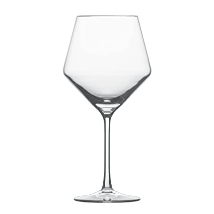 abd20815ade9 Image Unavailable. Image not available for. Color  Schott Zwiesel Tritan Crystal  Glass Pure Stemware ...