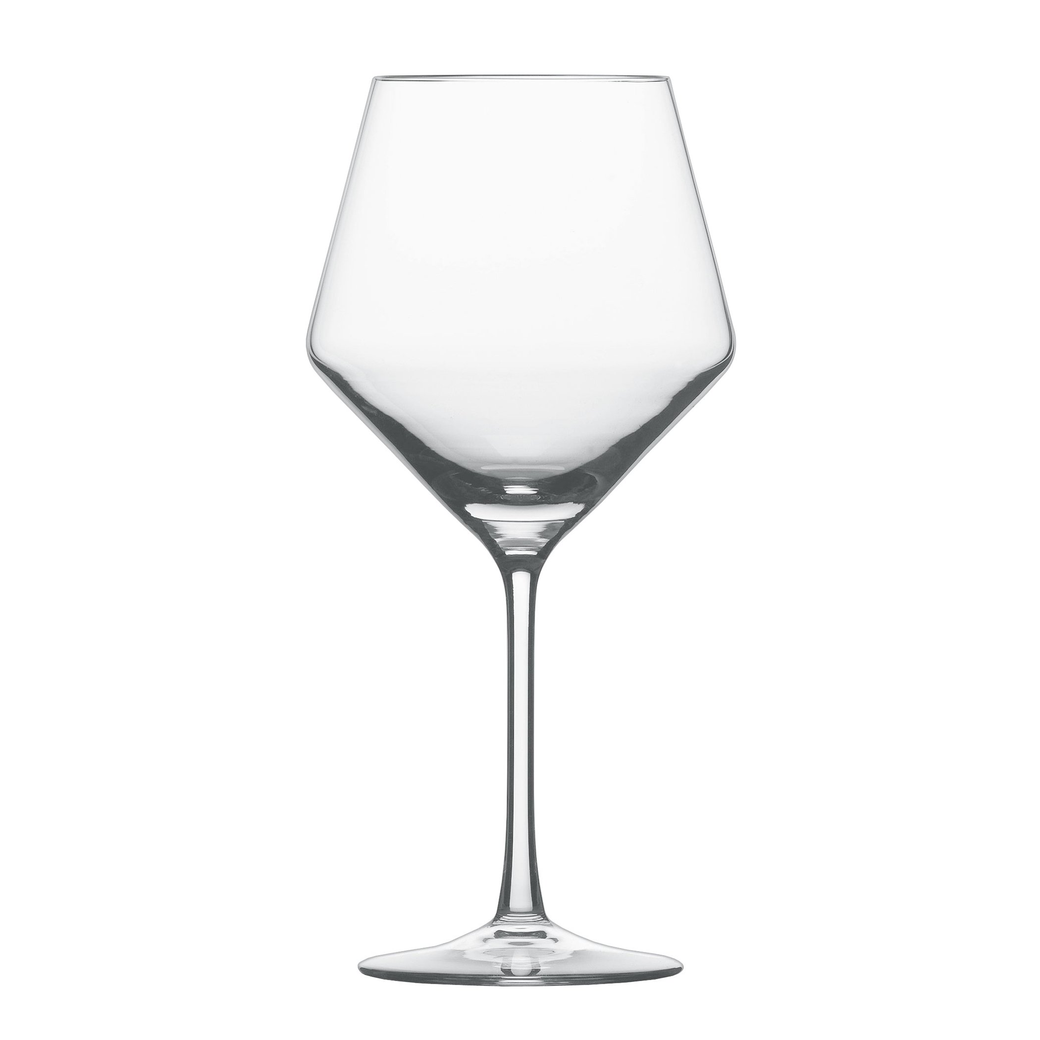 Schott Zwiesel Tritan Crystal Glass Pure Stemware Collection Burgundy Red Wine Glass, 23.4-Ounce, Set of 4 by Schott Zwiesel