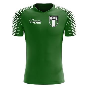 7ab4fb32a92 Airo Sportswear 2018-2019 Nigeria Home Concept Football Soccer T-Shirt (Kids )
