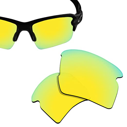 12076d566a Image Unavailable. Image not available for. Color  New 1.8mm Thick UV400 Replacement  Lenses for Oakley Flak 2.0 XL ...