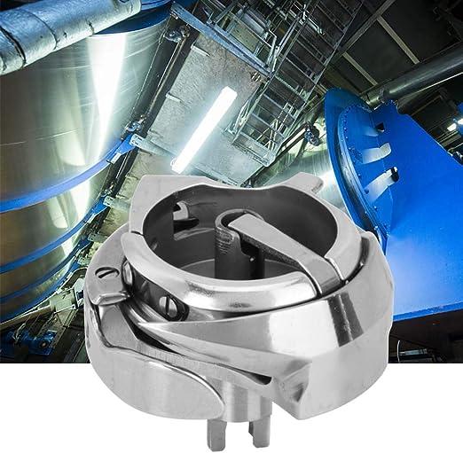 HEEPDD Lanzadera de Maquina de Coser, Accesorios de Piezas de máquina de Coser Industrial de lanzadera Rotatoria síncrona de Coche Plano: Amazon.es: Hogar