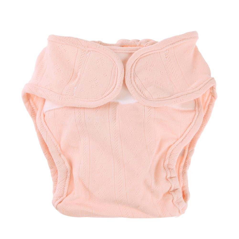 Silveroneuk Unisex Baby Reusable Nappies Diaper Pants Waterproof Washable Cloth Pad