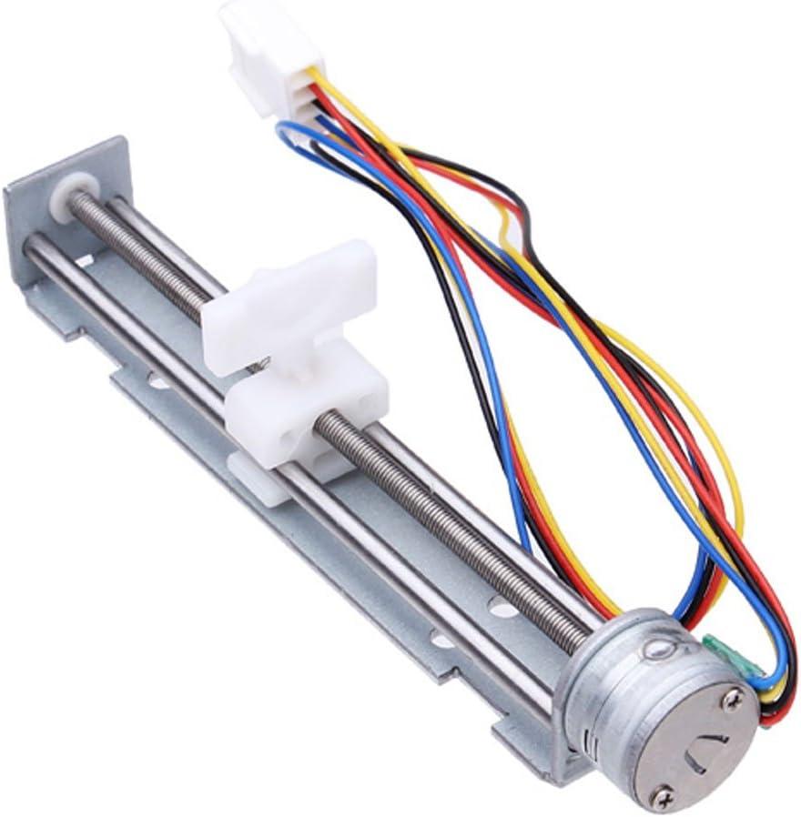 OriGlam /9/V//500 mA tensione di guida a 4/fili a 2 fasi di CC 4/ Vite motore passo passo con angolo di 18/° con slider dado
