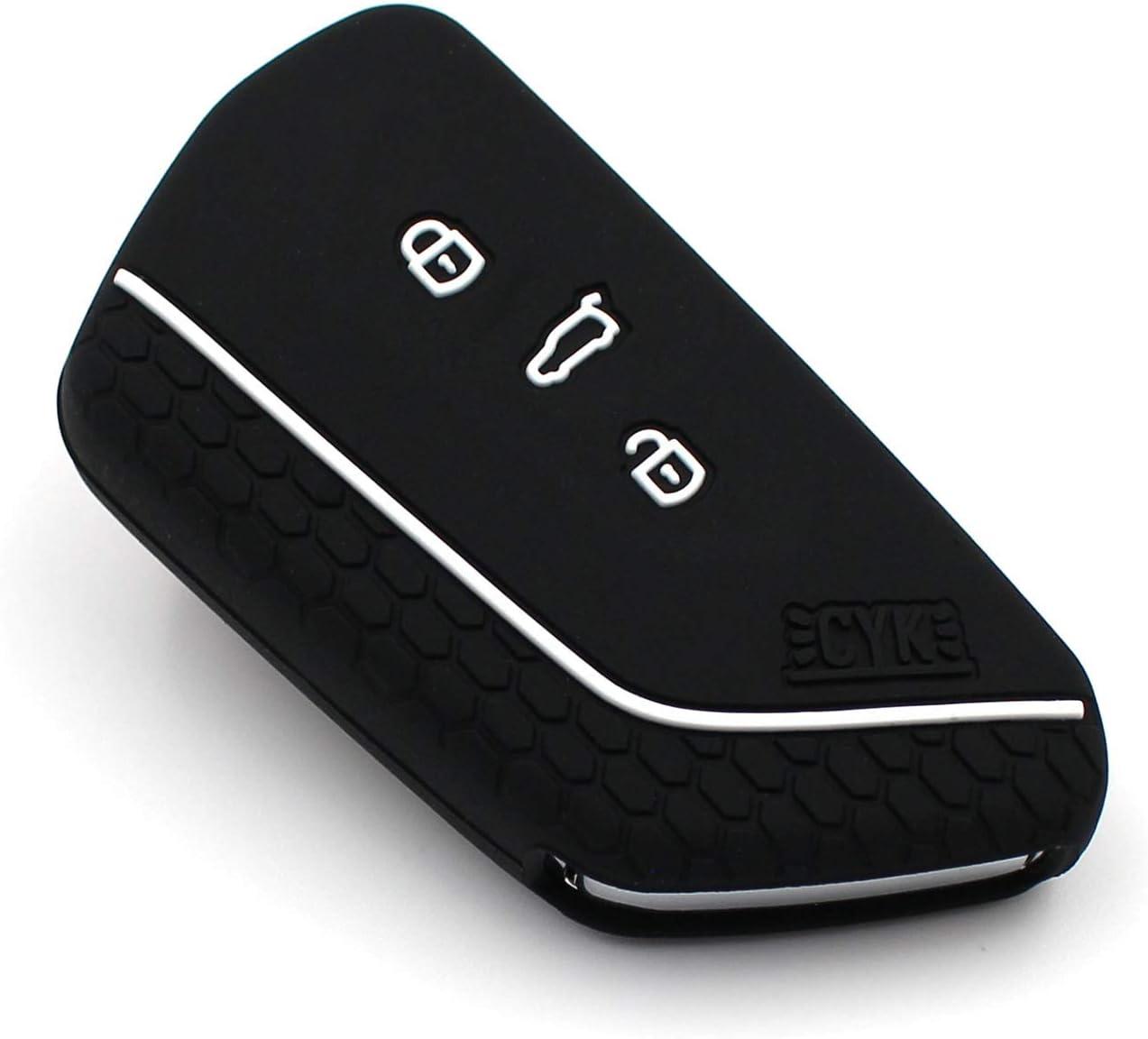Schlüssel Hülle Vf Für 3 Tasten Auto Schlüssel Silikon Elektronik
