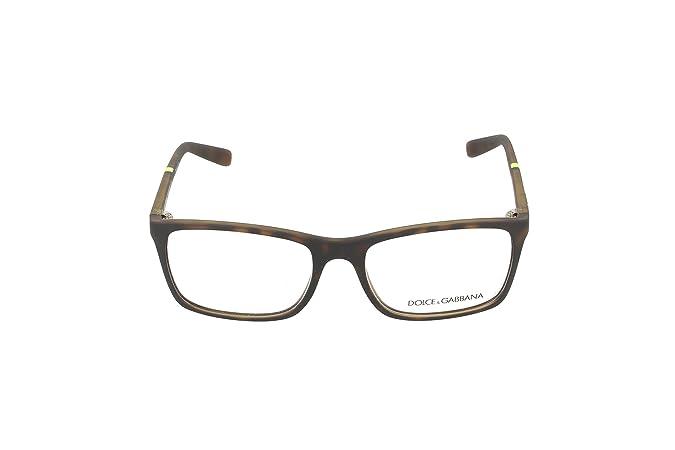 Montures Optiques Dolce e Gabbana Lifestyle DG5004 C55 2980  Amazon.fr   Vêtements et accessoires b94037eea674