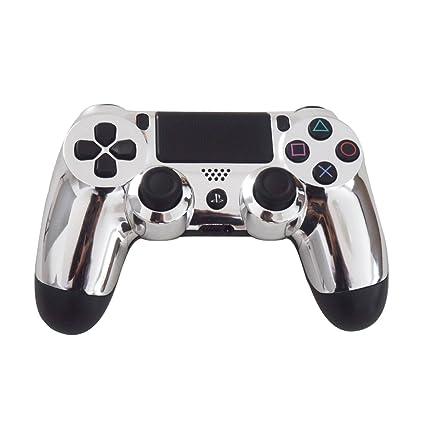 Amazon.com: Carcasa delantera para controlador PS4 – carcasa ...