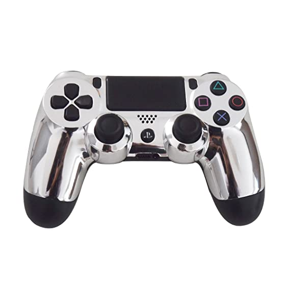 Controller Front Shell for PS4 Controller - Case for the PS4 Controller  Dualshock 4 Front Shell Replacement - Custom Cool PS4 Controller Shell Case