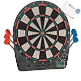 Bargain World FS1500 Electronic Dartboard (With Sticky Notes)