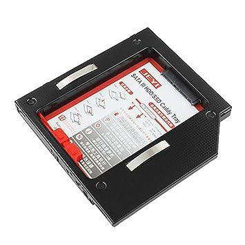 Bandeja de Disco Duro Unidad Óptica SATA SSD HDD Accesorios ...