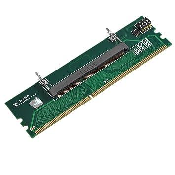 TOOGOO(R) DDR3 Ordenador portatil a Ordenador escritorio Conversor Conector Adaptador RAM Memoria: Amazon.es: Electrónica