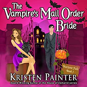 The Vampire's Mail Order Bride Audiobook