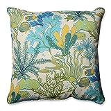 Pillow Perfect Outdoor/ Indoor Splish Splash Marina 25-Inch Floor pillow