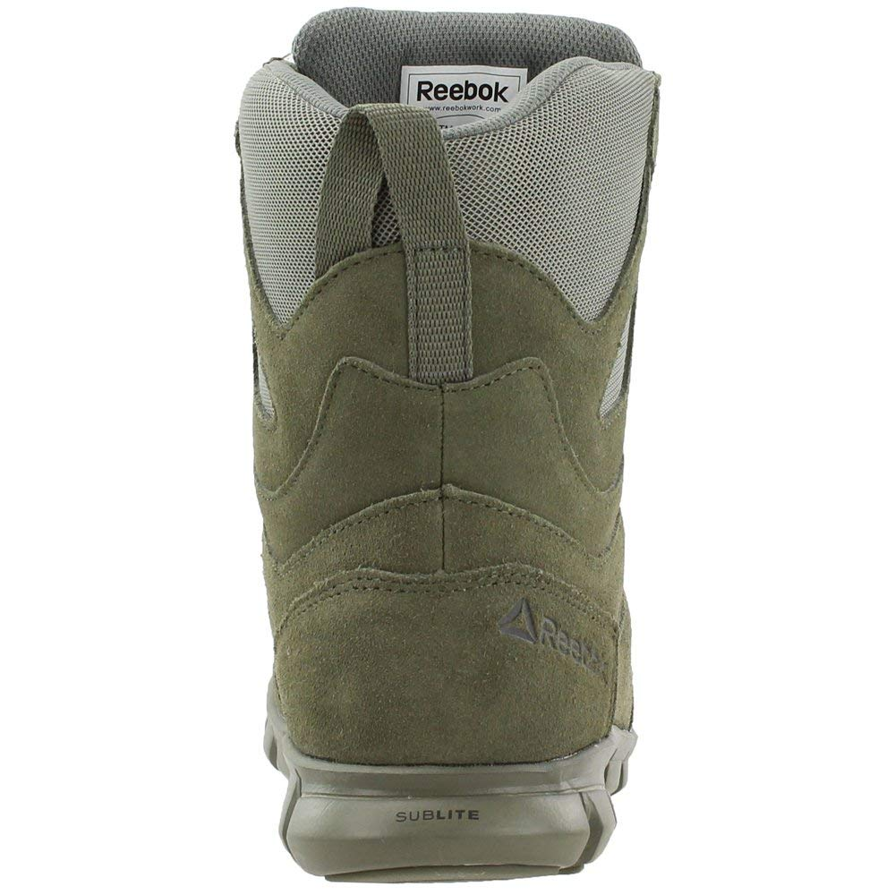 64bcd15f558eb2 Amazon.com  Reebok Men s Sublite Cushion Tactical RB8882 Military   Tactical  Boot  Shoes