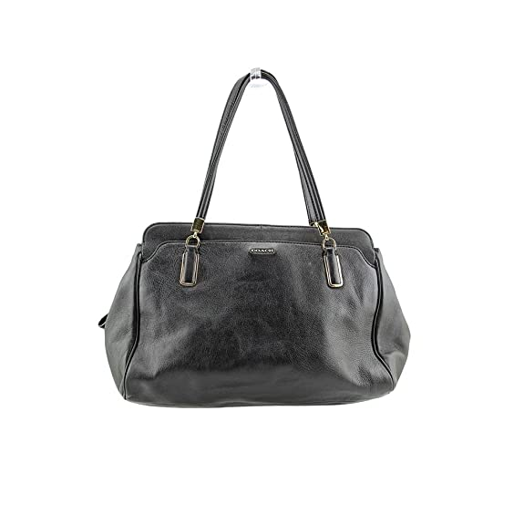 26d570db1f843 ... canada coach madison leather kimberly carryall black handbags amazon  7b139 dbf9b