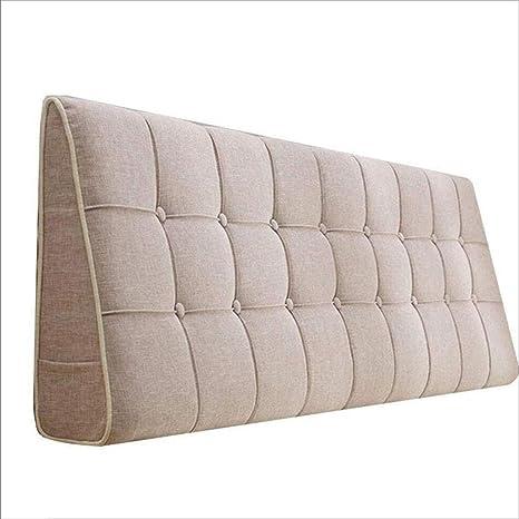 Amazon.com: SUMER - Cojín de cama doble para sofá o cama ...