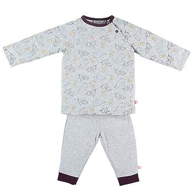 e59a6fc1059a6 Noukies Z883143 Pyjama 2 pièces en Jersey Enfant Garçon  Amazon.fr ...