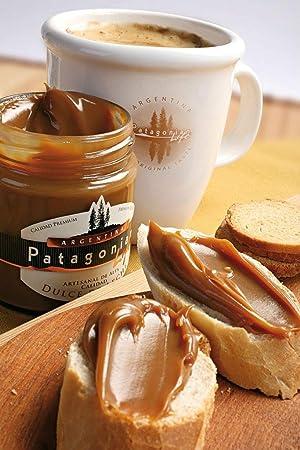 Amazon.com : Dulce de Leche Patagonian Life Original Artisanal Caramel, 15.8 Oz, 100% Natural : Grocery & Gourmet Food