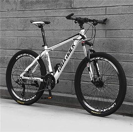 WJSW Bicicletas de montaña de Doble suspensión, Bicicleta de ...